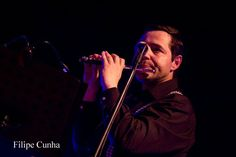 Filipe Cunha, flauta