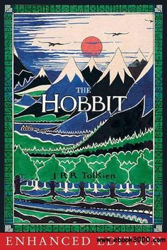 J. R. R. Tolkien - The Hobbit (Enhanced Edition) - Free eBooks Download