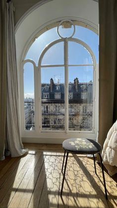 City Aesthetic, Aesthetic Rooms, Future House, My House, Little Paris, Window View, Dream Apartment, House Goals, Dream Rooms