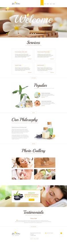 #Spa Accessories Responsive #WordPress Theme.