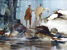 What's New - Wildlife Artist Morten E. Solberg