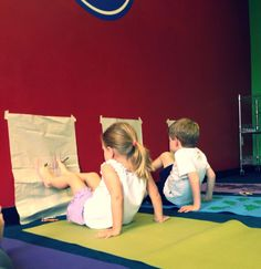 Check out my web site for schedule, ideas and to learn more about Twist Kids Yoga