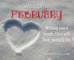 20 Beautiful February Quotes To Celebrate The New Month february hello february goodbye january hello february happy first day of february february images beautiful february quotes first day of february quotes February Images, Hello February Quotes, Welcome February, Hello March, Days In February, New Month Quotes, Monthly Quotes, Daily Quotes, New Month Wishes