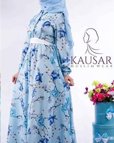 Floral Dress at www.modestgarments.com / Floral 🌹🛍 #modestgarments #hijabstyle #hijabfashion #modest #muslimawear #islamicclothing #sakura… Islamic Clothing, Hijab Fashion, Muslim, Floral, Instagram, Dresses, Vestidos, Flowers, Islam