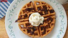 Keto Waffles (Peanut Butter)   Keto Recipes   Headbanger's Kitchen