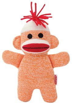 Sock Monkey Baby