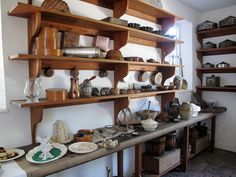 Colonial Colonial Kitchen And Colonial Williamsburg On