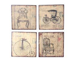 cuadros vintage - Buscar con Google