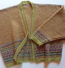 Ravelry: Celtic Summer jacket pattern by Jean Hay Penny Summer Jacket, Jacket Pattern, Celtic Knot, Ravelry, Reusable Tote Bags, Pullover, Jackets, Style, Fashion