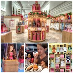 American Girl Place in Chicago, Illinois