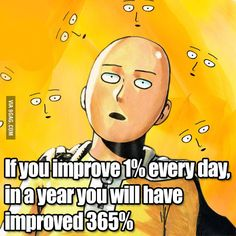 Advice from one punch man! Men Quotes, Strong Quotes, True Quotes, Qoutes, One Punch Man Funny, One Punch Man Anime, Funny Black Memes, Funny Animal Memes, Saitama One Punch Man