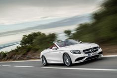 2016 New Mercedes S-Series Cabriolet Specs