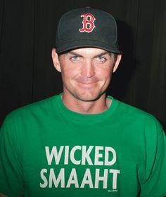 Keegan Bradley, 2011 PGA Champ, Sox fan, and Wicked Smaaht New Englandah!