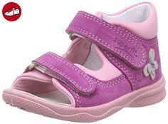 Superfit Fussbettpantoffel 600125, Mädchen Pantoffeln, Violett (Dahlia 73), 38 EU