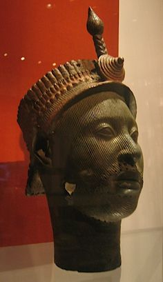 Ife Kings Head - Lost-wax casting - Wikipedia, the free encyclopedia