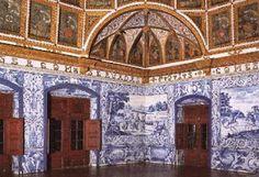 MOESCOR: Azulejos de Portugal.