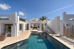 Find with us your ideal house, villa, finca, apartment, project or land to buy in the exclusive areas of Ibiza. Luxury estates for sale in Ibiza. Luxury Property For Sale, Rooftop Deck, Luxury Estate, Ideal Home, Ibiza, Swimming Pools, Adobe, Villa, Real Estate