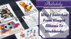 Nikkipedia: I've been a philatelist most of my life and today I published a blog pis about why I switched to stock books from hinging stamps. Head to the link in my bio to read it #stamps #stamp #stampcollector #stampcollecting #philately #philatelist #nikkipediablog