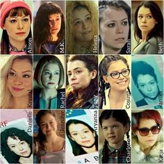 Orphan Black(BBCAmerica): Clone Club. She is the best!!!