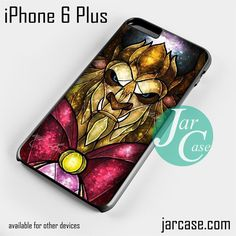 the beast stained glass Phone case for iPhone 6 Plus and other iPhone devices