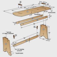 Diy Shed Kit - Woodworking Plans Small Woodworking Projects, Diy Wooden Projects, Woodworking Furniture Plans, Rockler Woodworking, Woodworking Logo, Woodworking Books, Wooden Diy, Diy Furniture, Woodworking Equipment