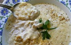 The Best Cream of Crab Soup - so easy to make and deliciously rich and creamy! USE ALMOND FLOUR INSTEAD OF FLOUR!