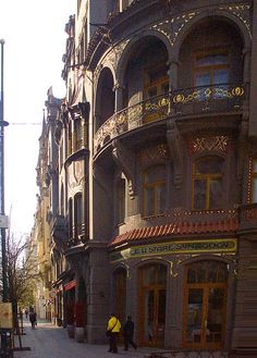 Prague Streets, Jewish Quarter by Vin Crosbie, via Flickr