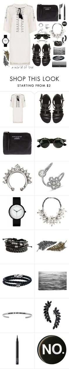 """""""Antoine"""" by anishagarner ❤ liked on Polyvore featuring Acne Studios, Sephora Collection, Amorium, John Lewis, Paperself, Phillip Gavriel, iCanvas, Cristabelle, Chanel and NARS Cosmetics"""