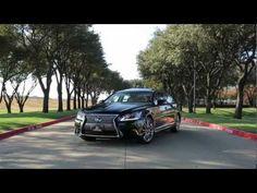 2013 Lexus LS 460 Review & Test-Drive by The Car Pro