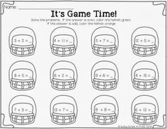 Are You Ready for a Freebie? Big Game Goodies!
