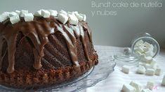 Bundt cake de nutella y nubes http://blgs.co/163BQ6