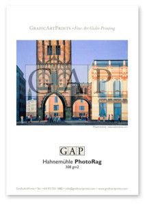 Giclée printed sample on @hahnemuehle Photo Rag by GraficArtPrints © Santi Estrany  #hahnemühle #hahnemuehle #inkjet #paper #papers #papel #papeles #giclée #giclee #fineart #muestra #muestras #sample #samples