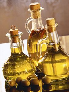 Goods from Mediterranean basin- olive oil