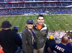 Bears/Packers game at Soldier Field. Chicago 2011