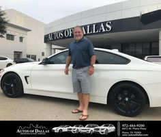 Autos of Dallas Customer Review  I had an outstanding customer experience at Autosofdallas. Robert(Chris) was extremely professional and patient as I test drove six vehicles finally settling on the right one late in the day. Alex did a great job as well thoroughly explaining the details of the paper work and the extended warranty options. I would strongly recommend giving these guys a shot . I guarantee you will have a good buying experience.  Wyndall…