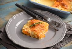 Édesburgonya-rakottas Lasagna, Macaroni And Cheese, Side Dishes, Healthy Lifestyle, French Toast, Food And Drink, Dinner, Vegetables, Breakfast