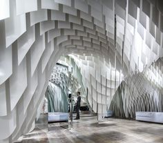 SND Fashion Store, Chongqing, China by 3GATTI | via From the architect: When I…