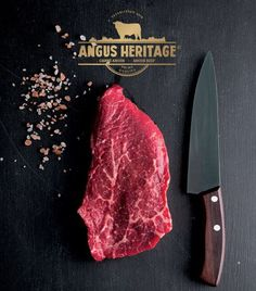 Steak Shop, Eat And Go, Food Graphic Design, Dark Food Photography, Fresh Meat, Meat Lovers, Food Packaging, Meat Recipes, Food Styling