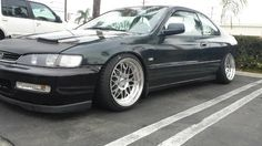 Honda Accord CD7 stance Jlines 5th gen