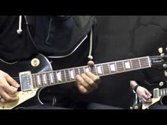 Gary Moore & BB King - Since I Met You Baby (Part1) - Blues Guitar Lesson (w/Tabs) - YouTube
