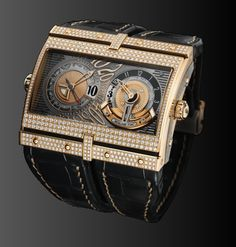 The Most Outrageous Watches I've Ever Seen & I Still Can't Tell What Time It Is.