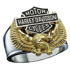 Men's Eagle Ring - by The Franklin Mint