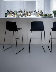 Rama Stool designed by Ramos & Bassols