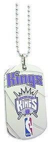 Sacramento Kings Sport Dog Tagz