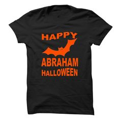 View images & photos of ABRAHAM HALLOWEEN t-shirts & hoodies
