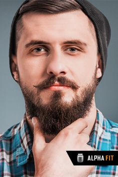 LUMBER RYAN DECIDED THAT NOVEMBER SHOULD BE A YEAR-ROUND THING. If your guy has decided that his beard is here to stay, it's time to  make the new Clarisonic Alpha Fit sonic cleanser a daily thing.