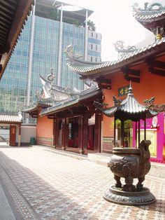 Thian Hock Keng Temple, Singapore
