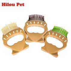 Shell Bentuk Pet Dog Grooming anjing Sisir Multifungsi Praktis Stainless  Steel Jarum Sisir untuk Anjing Kucing Alat Sikat Pet Produk   Price   US   8.44 ... 0bf10a62bb