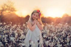 Alisa Lockwood Photography: Lifestyle, Family, Children, Senior Portraits, Prom pictures. Cotton field photoshoot.