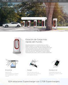 El hotel nuevo punto de recarga para los vehículos eléctricos Tesla